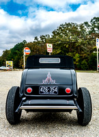 Route 66-  Wallace '32 - Cuba, MO 2016 (c)PicsbyJax #cubafest #route66 #32ford #roadiecar #roadster #vintagecar  #32Ford #getyourpicsonroute66 #picsbyjax #allmyrowdyroadiefriends-8903